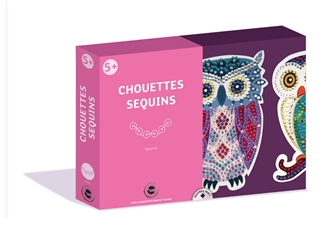 Chouettes Sequins